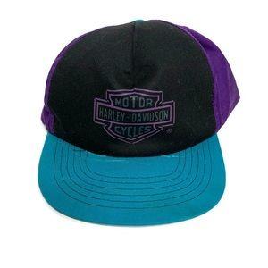 Harley Davidson Vintage Baseball Cap Hat